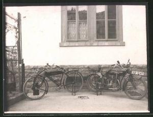Fotografie Motorrad