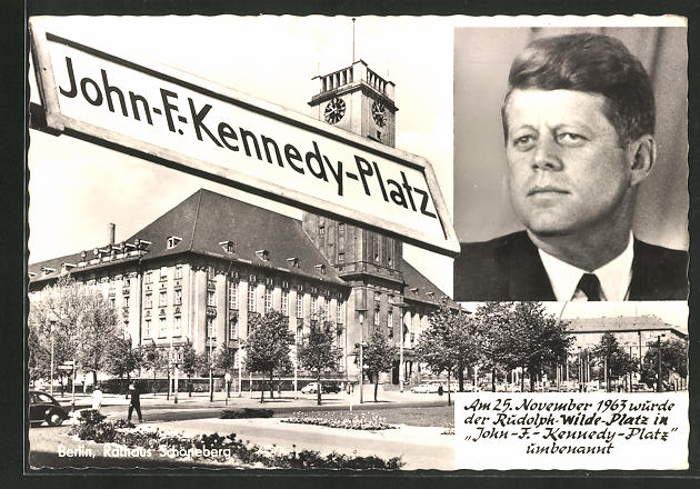 AK Berlin, Umbenennung des Rudolph-Wilde-Platzes in