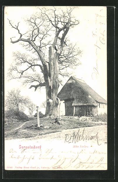 AK Israelsdorf, Partie an der alten Eiche