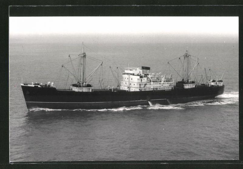 Fotografie Frachtschiff Cotes Du Nord auf See