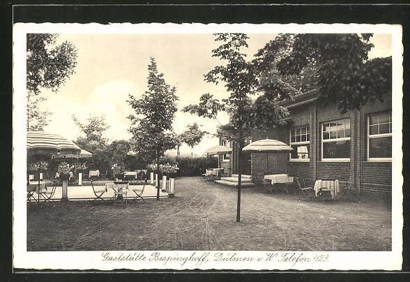 AK Dülmen, Gaststätte Bispinghoff