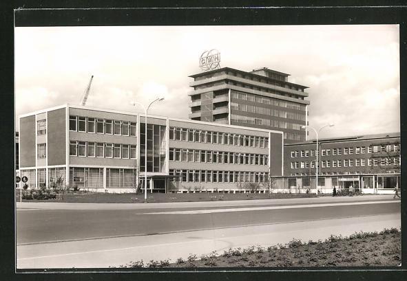 AK Marl /Kr. Recklinghausen, Chemische Werke Hüls AG
