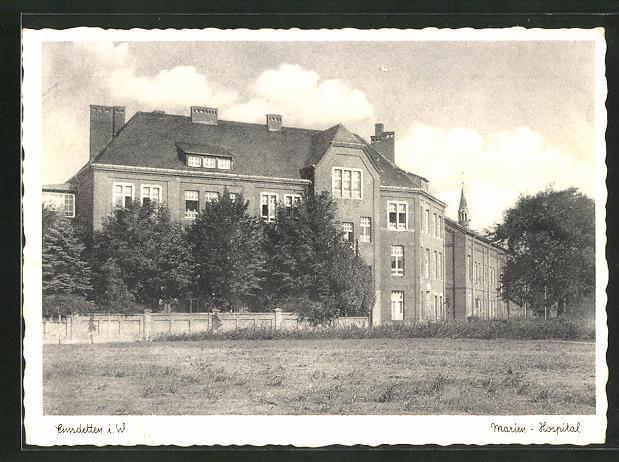 AK Emsdetten / W., Marien-Hospital 0