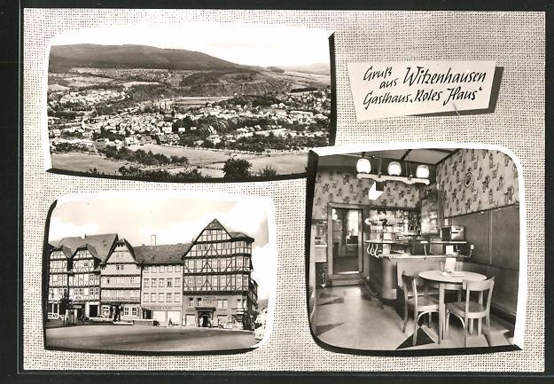 AK Witzenhausen, Gasthaus