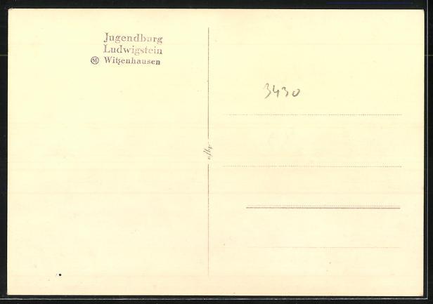 AK Witzenhausen, Jugendburg Ludwigstein 1