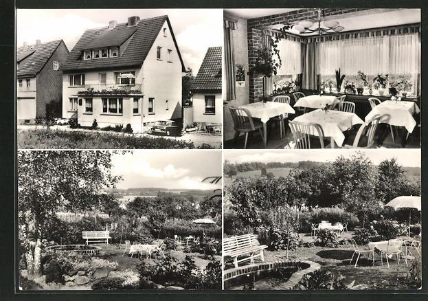 AK Neuhaus / Solling, Hotel-Haus Waldfrieden 0
