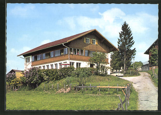 AK Maria Rain, Hotel-Pension-Café