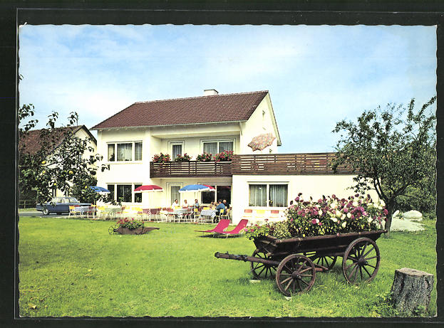AK Bad Wörishofen-Gammenried, Cfaé Krösserhof 0