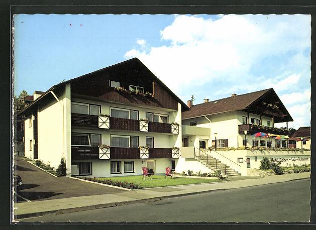 AK Hopfen a. See / Allgäu, Hotel-Café-Restaurant Geiger 0