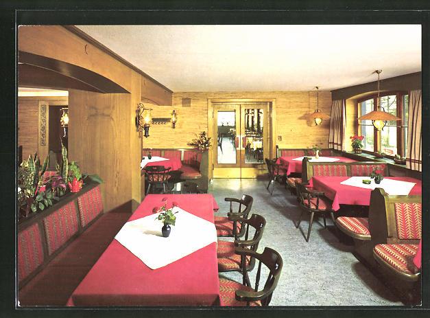 AK Pfronten-Meilingen, Hotel-Restaurant Berghof 0