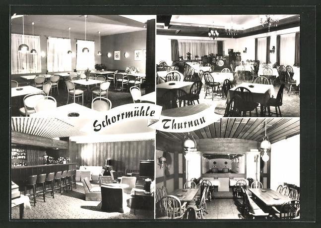 AK Thurnau, Restaurant-Tanzcafé Schorrmühle 0