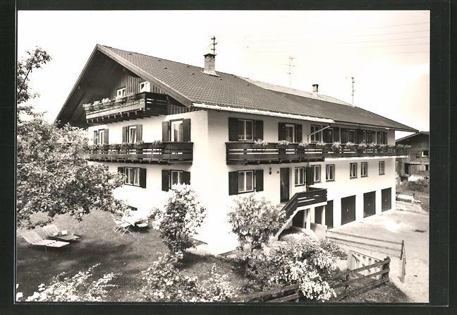 AK Schöllang / Allgäu, Hotel-Haus Herz 0