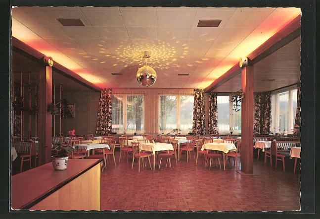 AK Bühl am Alpsee, Café-Restaurant-Bar
