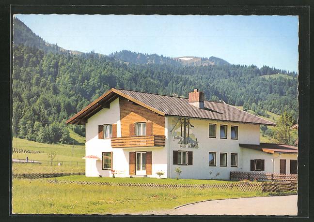 AK Thalkirchdorf / Allgäu, Hotel-Landhaus Gnadl 0