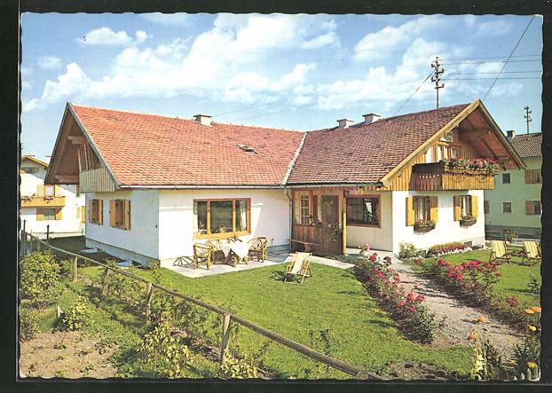 AK Bad Oy / Allgäu, Hotel-Kur-Erholungsheim