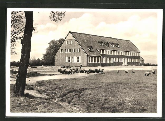 AK Hinsbeck, Jugendherberge