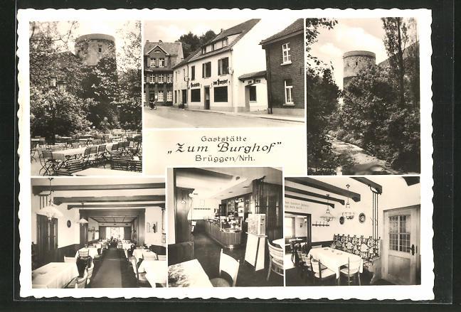 AK Brüggen, Gasthaus