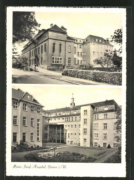 AK Greven i. W., Maria-Josef-Hospital 0