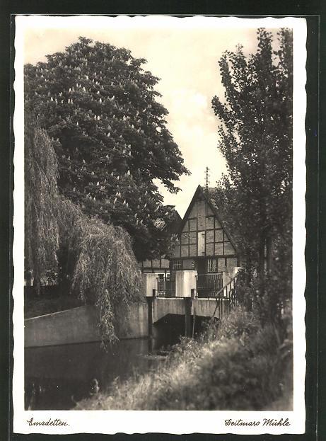 AK Emsdetten, Deitmars Mühle