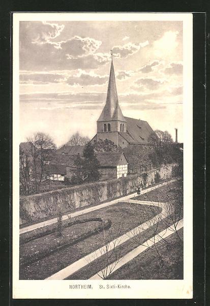 AK Northeim, St. Sixti-Kirche 0