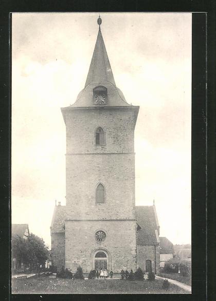 AK Schledehausen, Evang. Kirche 0