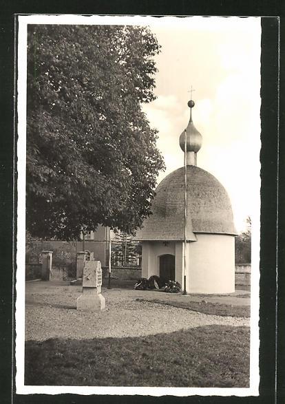 AK Bobingen, Neue Kriegerkapelle 0