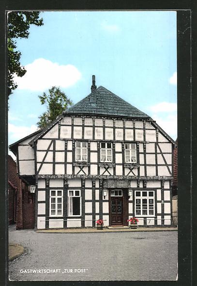 AK Schale, Gasthaus