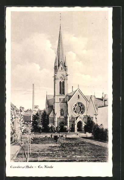 AK Eisenberg, Ev. Kirche 0