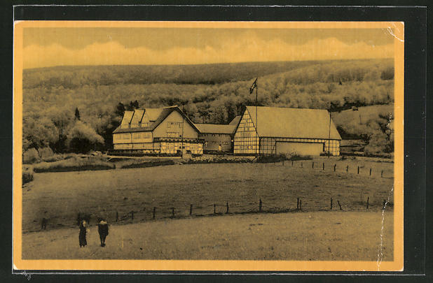 AK Velmeden, Reichsmodellflugschule