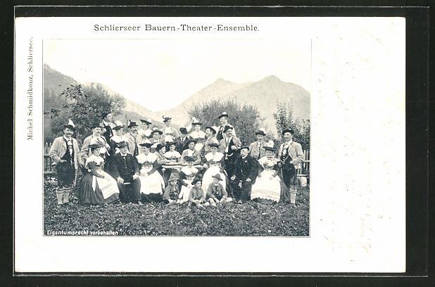 AK Schliersee, Schlierseer Bauern-Theater-Ensemble