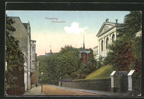 AK Flensburg, Loge Wilhelm zur Nordischen Treue