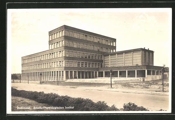 AK Dortmund, Am Arbeits-Physiologischen Institut 0