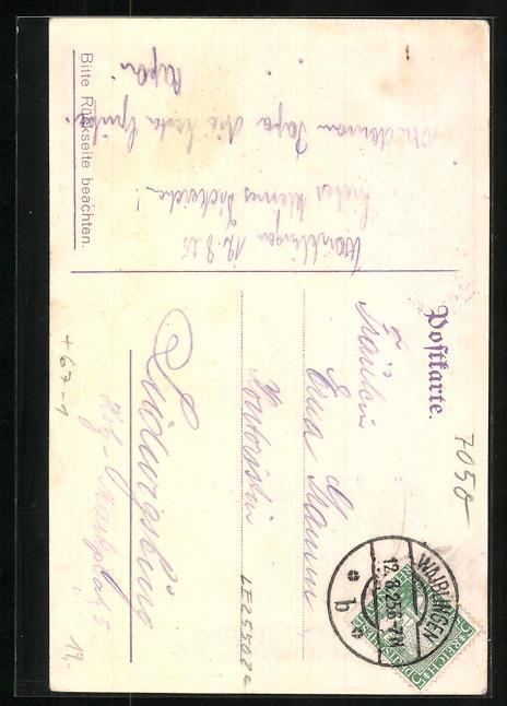 AK Waiblingen, Ausstellung für Industrie, Gewerbe und Handel 1925 1