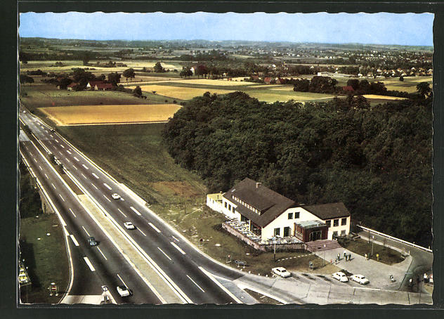 AK Herford, Bundesautobahn-Raststätte Herford-Nord