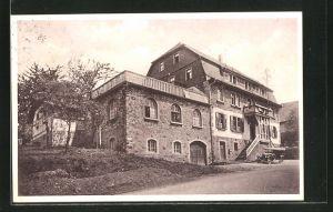 AK Unter-Dielbach, Gasthaus & Pension zur Wolfsschlucht von Peter Heinrich