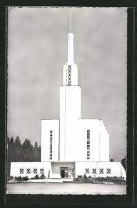 AK Zollikofen, Tempel der Kirche Jesu Christi der Heiligen der Letzten Tage