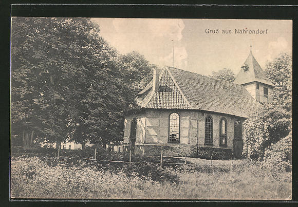 AK Nahrendorf, Kirche