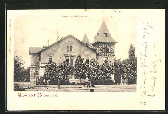 AK Hatvan, Czukorgyári kastély