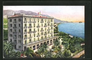 AK Alassio, Ansicht vom Palace Hotel