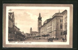 AK Kolozsvar, Kossuth Lajos utca