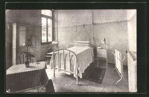 AK Milano, Casa di Salute S. Giuseppe, Camera a un letto