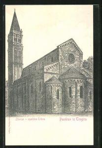 AK Trogira, Zborno, opatska Crkva