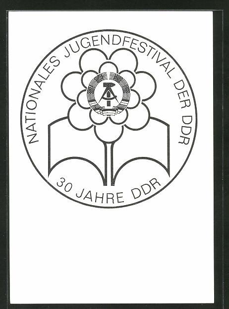 AK Nationales Jugendfestival der DDR