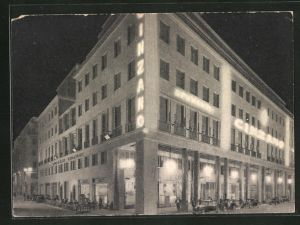 AK Torino, Palazzo Cinzano, Via Roma