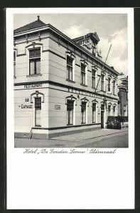 AK Oldenzaal, Hotel