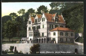AK Madeira, Monte Palace Hotel