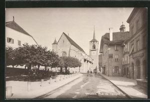 AK Moudon, Rue du Temple