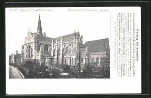 AK Dublin, St. Patrick's Kathedrale