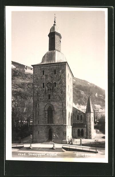 AK Bergen, Domkirken
