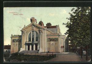 AK Pardubice, Mestske divadlo